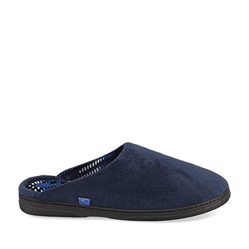 BLUE RHYTHM - Zapatillas de Estar Por Casa de Material Sintético Hombre