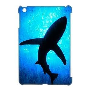 """Zheng caseZheng caseUnique Design """"Cute Shark Underwater Sea Shark Jumping"""