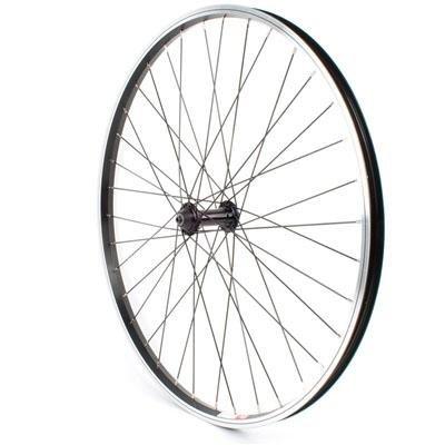 Sta-Tru Black ST1 36H Rim Front Wheel (26X1.5-Inch)