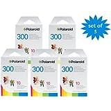 Pellicola istantanea Polaroid PIF-300 per fotocamere serie 300 - 5 confezioni