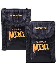 Motutech Fireproof Battery Bag voor DJI Mavic Mini 2 / Mavic Mini (1 x accu)