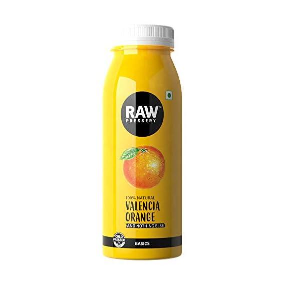 Raw Pressery Juice, Valencia Orange, 250ml