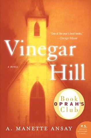 book cover of Vinegar Hill