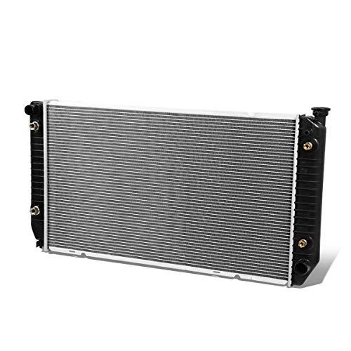 (1696 Factory Style Aluminum Radiator for 88-00 Chevy/GMC C/K Suburban 7.4L Liter Engine)