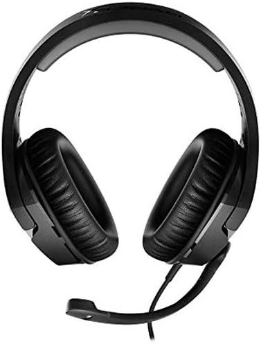 HNSYDS 耳を保護するために、ソフトで通気性の黒コンピュータゲームのヘッドセットウェアラブル快適なイヤークッション ゲーミングヘッドセット