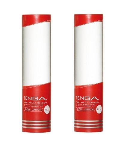 Tenga Flip Hole Lotion, Real Personal Lubricant 2 bottles by Tenga (Best Tenga Flip Hole)