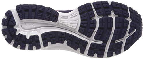 Zapatillas 438 blue De Mujer white Azul Running coral Para Aduro 6 Brooks wqnPCEBC