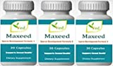 Product review for Maxeed Development Formula 1, 2 & 3, for Male, 90 Caps