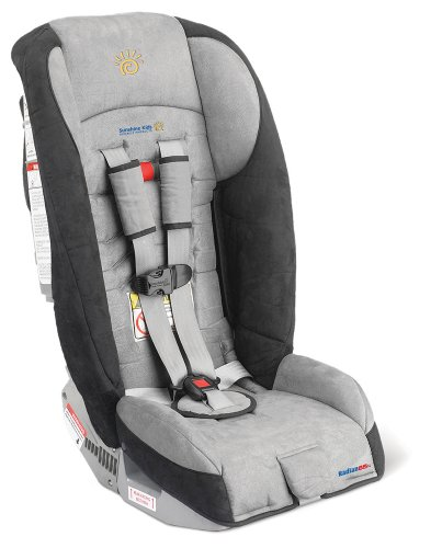 sunshine kids radian65 sl convertible car seat granite grey ultra suede gosale price. Black Bedroom Furniture Sets. Home Design Ideas