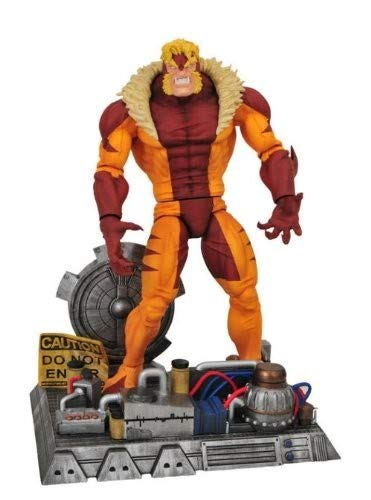 (Marvel Select: Sabretooth Action Figure)