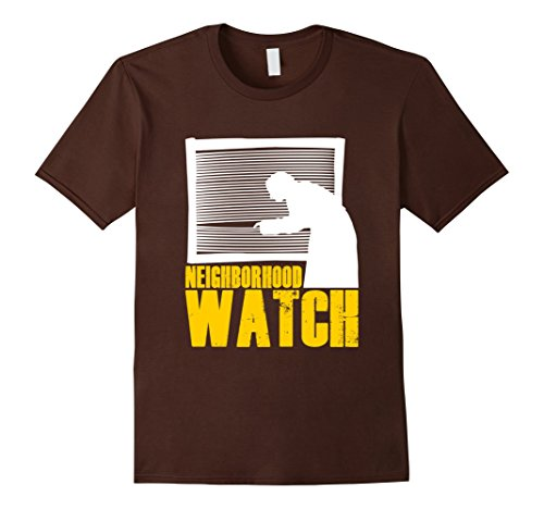 Men's (Neighborhood Watch Halloween Costume)