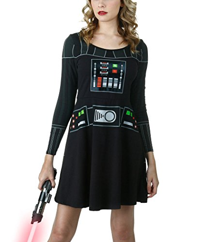 Star Wars Costumes For Women I Am Vader Skater Costume Dress