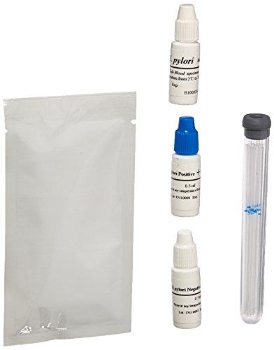 BTNX Rapid Response H. Pylori Test Kit, 15 Count