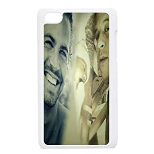 DDOUGS I Furious and Fast 7 Best Cell Phone Case for Ipod Touch 4, Custom I Furious and Fast 7 Case