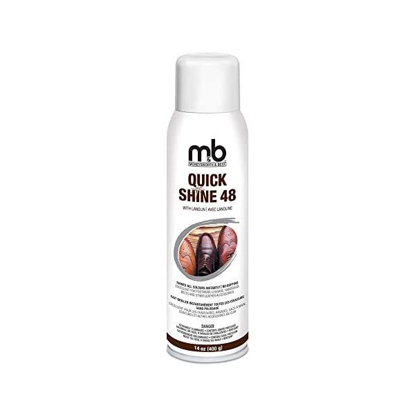 Shoe Care Quick Shine