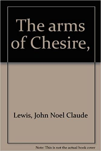 The arms of Chesire,
