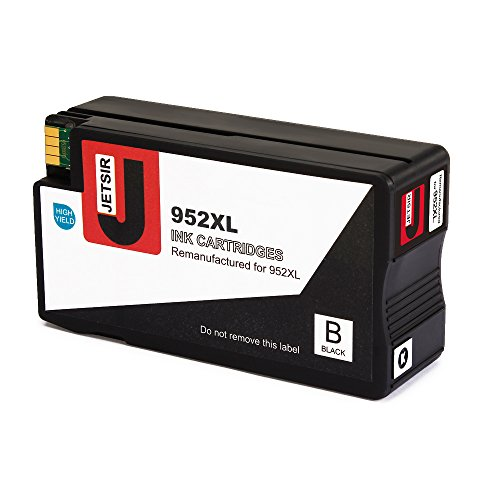 JetSir Remanufactured for 952xl 952 Ink Cartridge High Yield (Black/Cyan/Magenta/Yellow), Compatible with OfficeJet Pro 8720 8710 7740 8740 8210 8216 8730 8715 8725 8702 Printer Photo #4