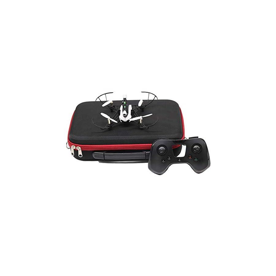 Black Drone RC Accessory Storage Shoulder Bag Handbag Case for Parrot Mambo