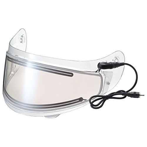 HJC HJ-09P Frameless Electric Shield Snowmobile Helmet Accessories - Clear/One Size ()