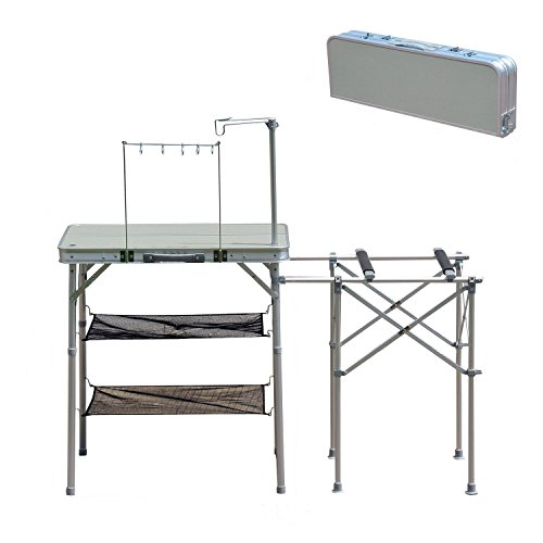 Outsunny Portable Fold Up Kitchen Windscreen product image