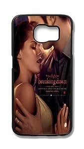 Samsung Galaxy S6 Edge Customized Unique Hard Black Case Twilight Saga Breaking Dawn Case S6 Edge Cover PC Case