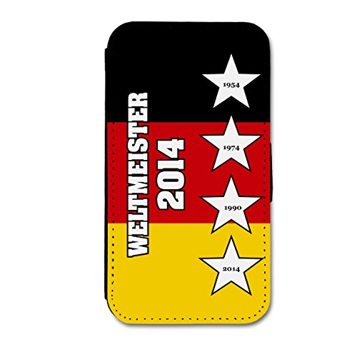 Handy Tasche Flip Book Etui Hülle Case Schutzhülle Design 14 Schutzhülle Handytasche Etui Case für Apple Iphone 4 - Apple Iphone 4S