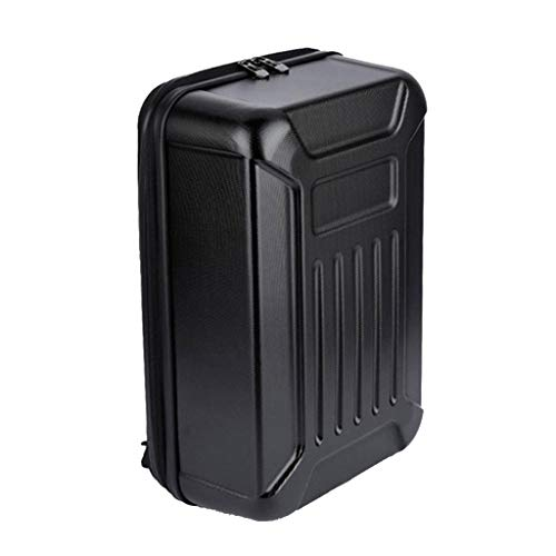 DDLmax Black ABS Hard Shell Backpack Case Bag for Hubsan H501S Quadcopter by DDLmax (Image #1)