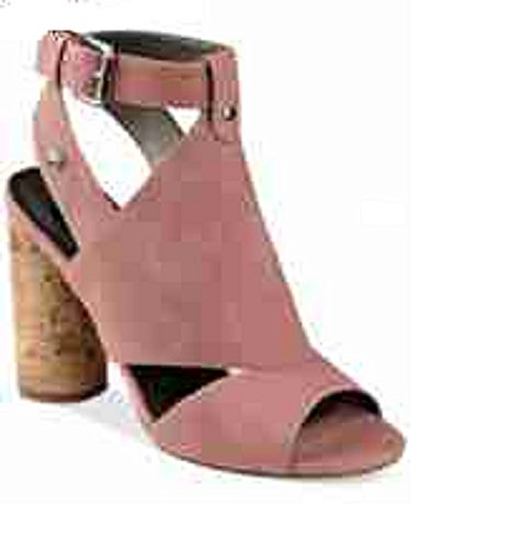 G by GUESS Womens Jonra Open Toe Casual Ankle Strap Sandals Blush 5.5 M US (Strap Guess Sandals Ankle)