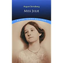 Miss Julie (Dover Thrift Editions)