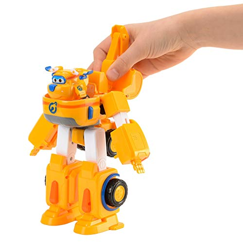 Super Wings Dizzy/'s Rescue TowTransforming Toy Vehicle SetIncludes...