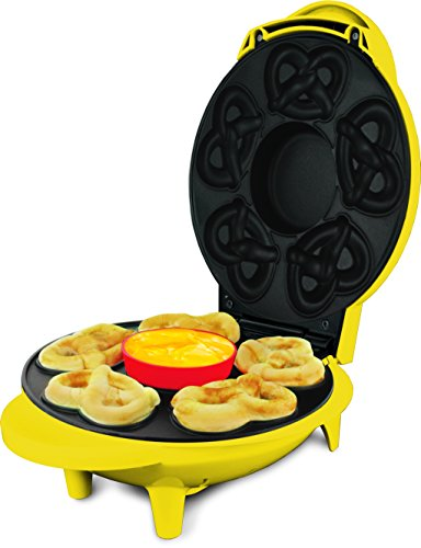 (Smart Planet SPM-2 SuperPretzel Soft Pretzel Maker)