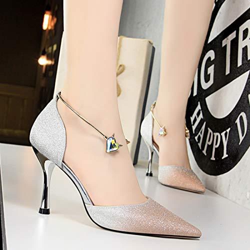 Or 39 Femme Danse Champagne Joymod MGM de Salon 8HFFzA