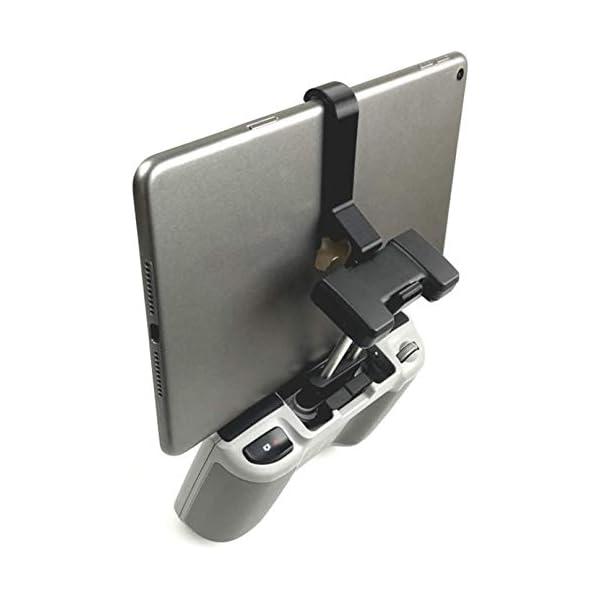 Hensych Telecomando per Tablet, Supporto esteso per trasmettitore e Tablet, Supporto Culla per Accessori Mavic Air 2 4 spesavip