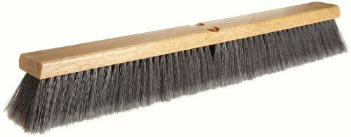 Weiler 42042 Polystyrene Fine Sweep Floor Brush, 2-1/2