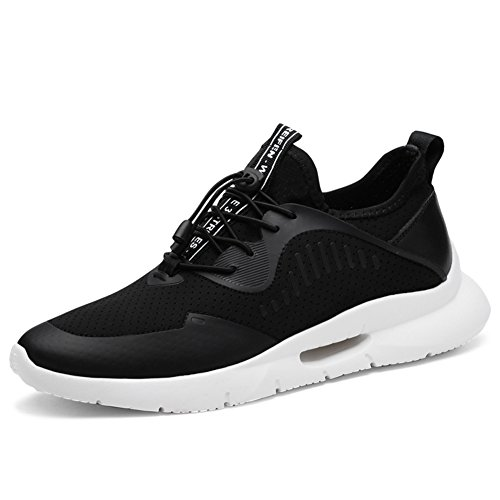 Shoes Lightweight Black Beach Breathable for White Athletic GOMNEAR Casual Dry Running Walking Quick Sneakers Men's qw7OzBX