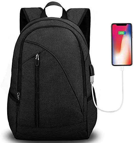 Backpack Tocode Headphone Waterproof Compartment product image
