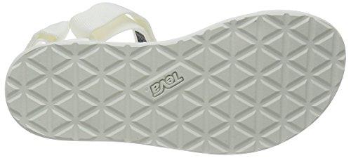 Bright Outdoor White Sport W Teva Universal Damen amp; Original Sandalen Weiß Y7zRq1RZ