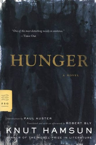 Hunger: A Novel (FSG Classics)