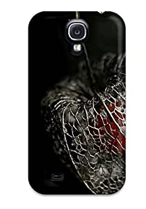 Fashionable Style Case Cover Skin For Galaxy S4- Trapped Cherry