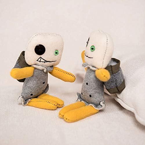 Korean Drama It/'s Okay to Not Be Okay Nightmare Plush Doll Stuffed Toy Gift 20cm