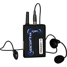 VocoPro UHF-BP Optional Headset for UHF-3200/UHF-5800 Wireless Microphone Systems