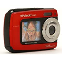 Polaroid IS085 16 Digital Camera with 2.7-Inch LCD, Colors May Vary