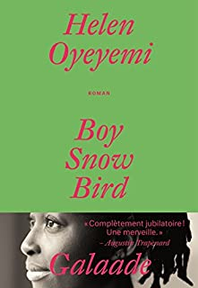 Boy, Snow, Bird, Oyeyemi, Helen