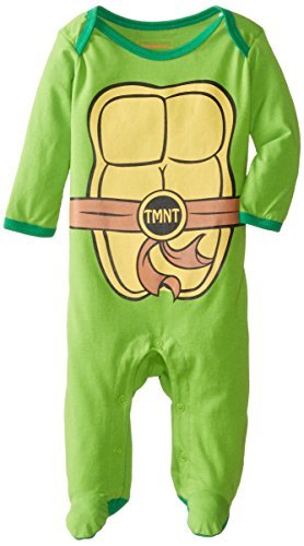 Nickelodeon Baby Baby-Niños Recién Nacidos Tortuga Ninja ...