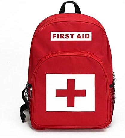 Schulterreise Erste-Hilfe-Tasche Rucksack Leere Tasche Outdoor Material Sicherheit Marathon Emergency Medical Kit