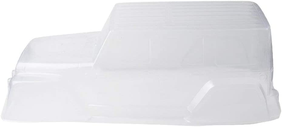 Pandamama Sport Set PVC Climbing Car Hard Plastic Transparent Body Shell 313mm Wielbasis Axiale SCX10 Soft Shell for 1:10 RC Crawler Car D90