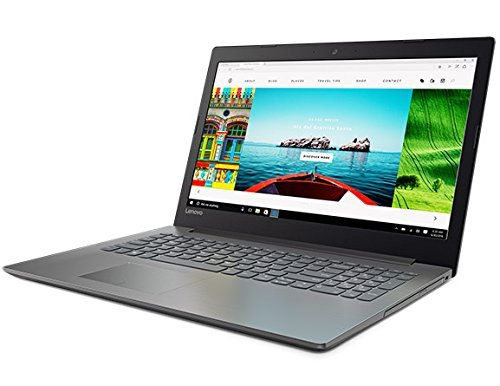 Lenovo Ideapad 320 15.60-inch Laptop (Core i3/4GB/2TB/Windows), Black Laptops at amazon