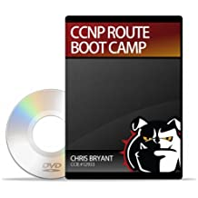 CCNP ROUTE Video Boot Camp: DVD And Online Access