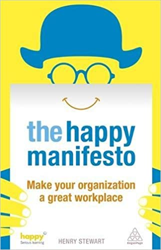 Book The Happy Manifesto: Make Your Organization a Great Workplace
