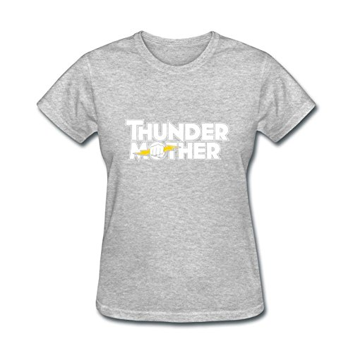 (Women's Thundermother Logo Short Sleeve T-Shirt)